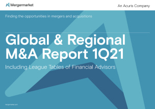 Download: Global Q1 2021 M&A Report