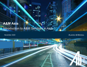 Asia PE Service Overview