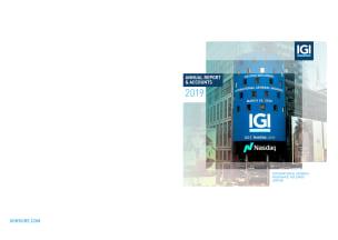 IGI Annual Report