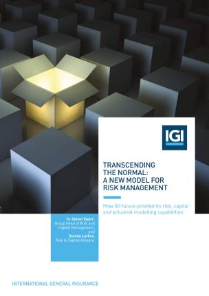 Transcending The Normal: A New Model For Risk Management