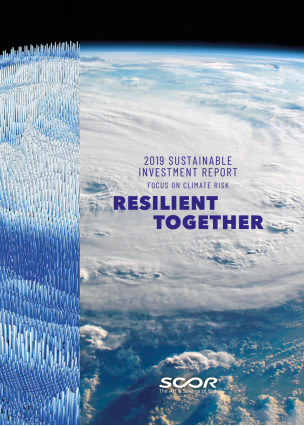 SCOR 2019 Sustainable Investment Report