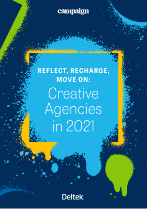 Reflect, Recharge, Move On: Creative Agencies in 2021