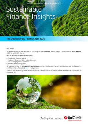 Sustainable Finance Insights