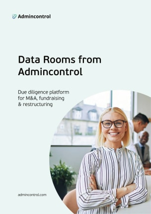 Virtual Data Room from Admincontrol - 2021