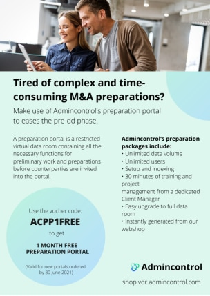 Admincontrol Preparation Portal
