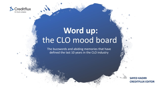 Word Up: The CLO Mood Board