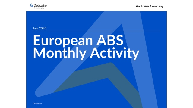 European ABS Monthly Activity