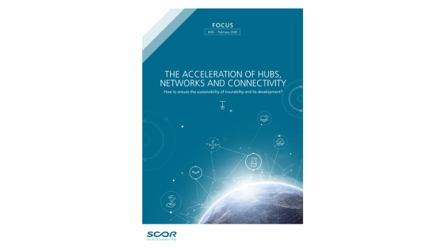 The Acceleration of Hubs, Networks and Connectivity