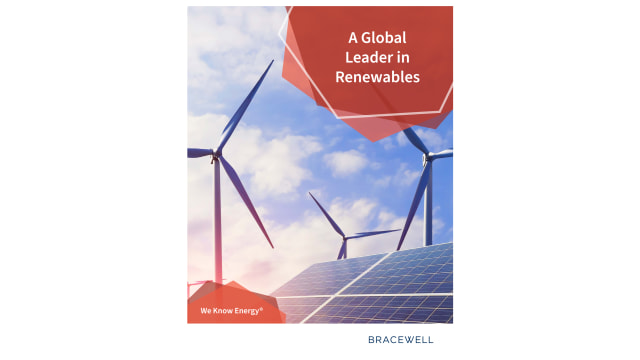 A Global Leader in Renewables