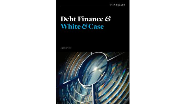 Debt Finance Brochure