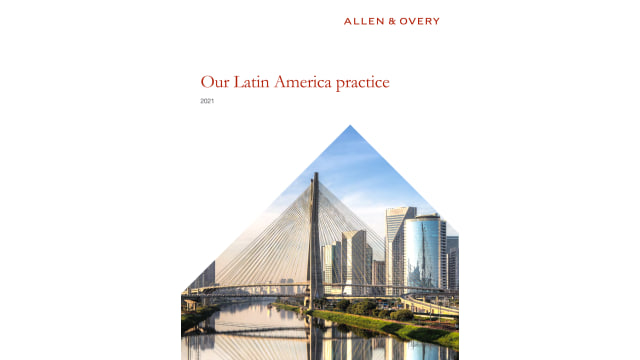 Our Latin America Practice