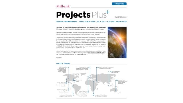 ProjectsPlus Winter 2020