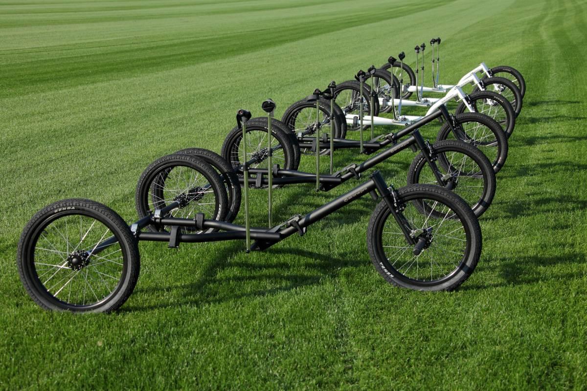 AirOne Pro Paramotor Trikes