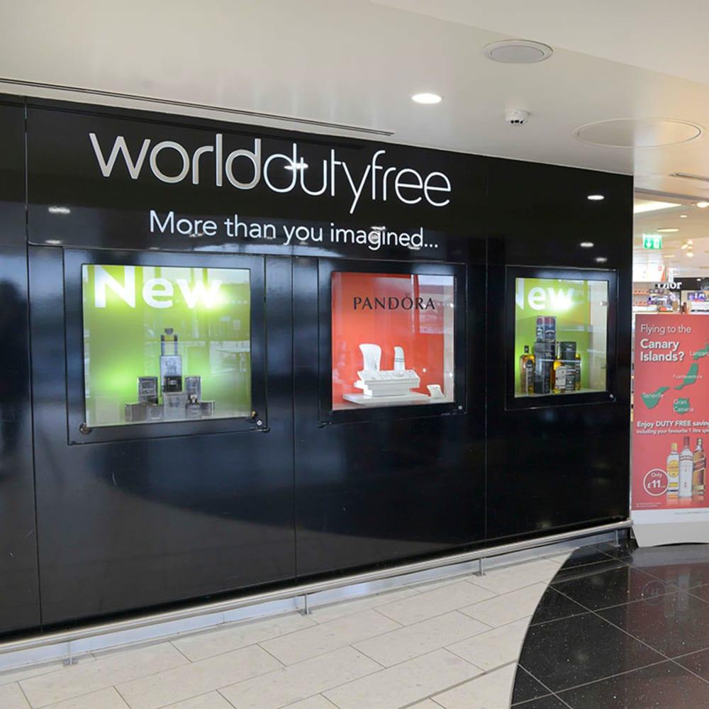 World Duty Free | Leeds Bradford Airport
