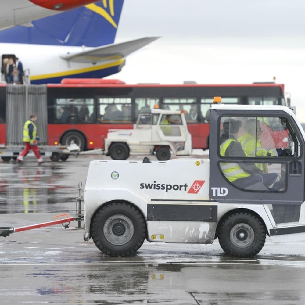 Swissport Ground Operation