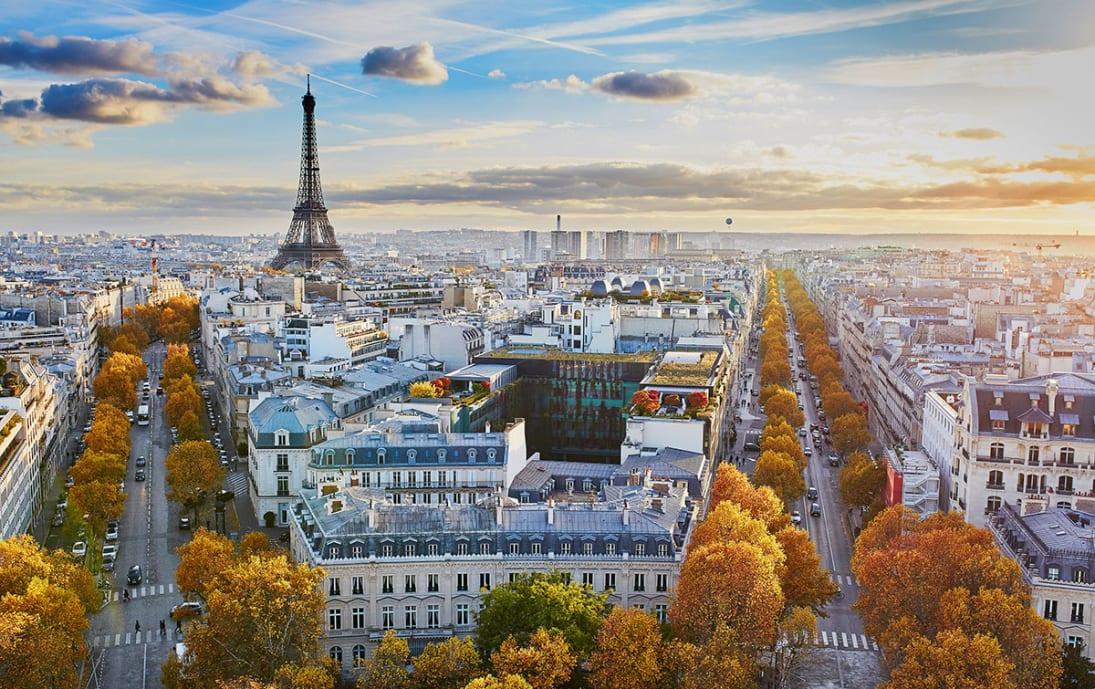 Autumnal Paris