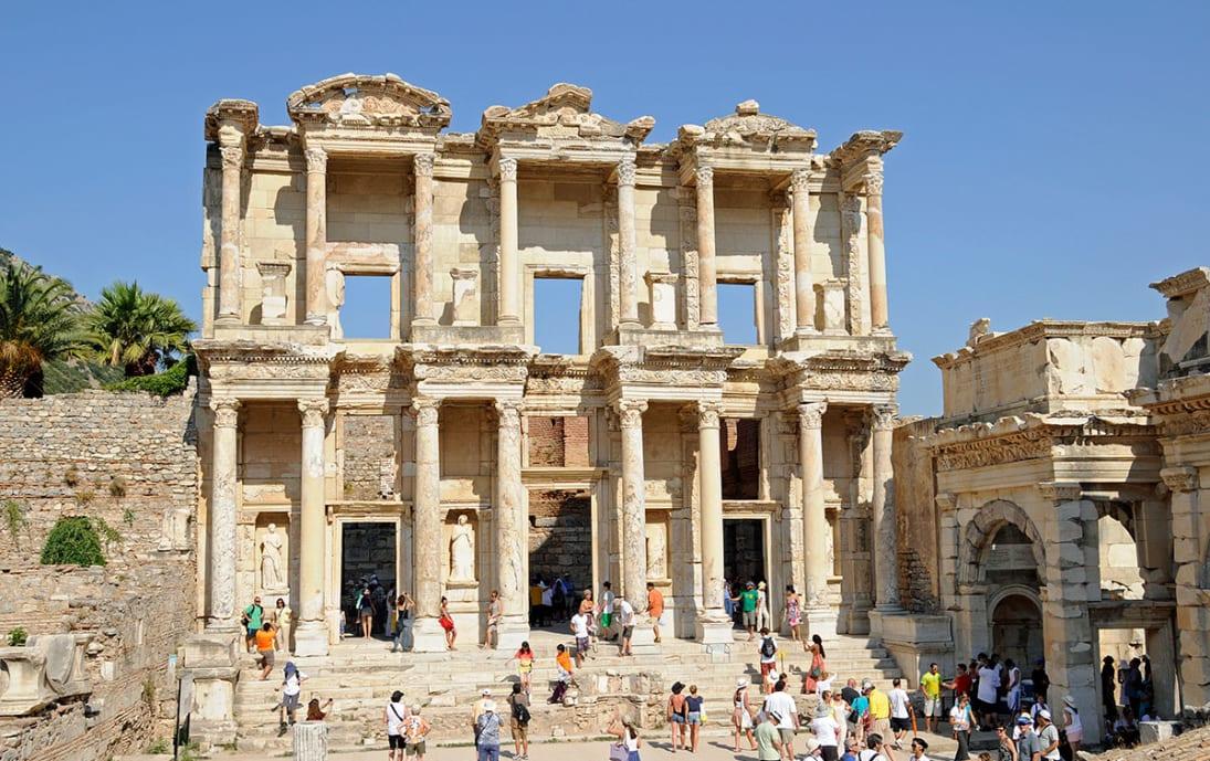 Temple of Artemis, Euphesus