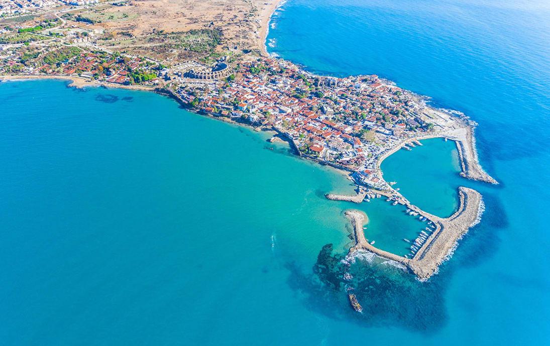The Turquoise Coast, Antalya
