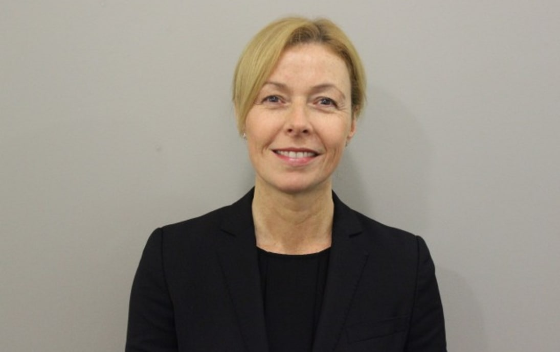 Joanna Wild, Chief Commercial Officer