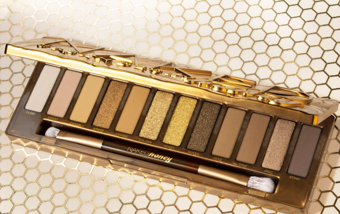 The Naked Honey Eye Shadow Palette