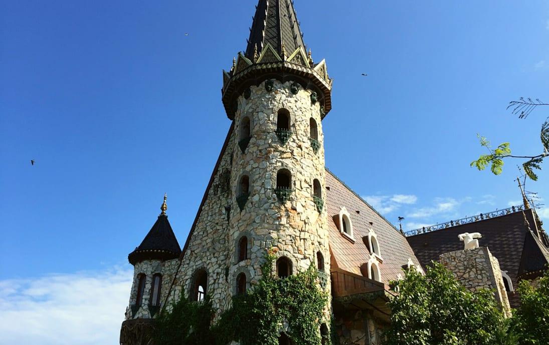 Ravadinovo Castle, Bulgaria