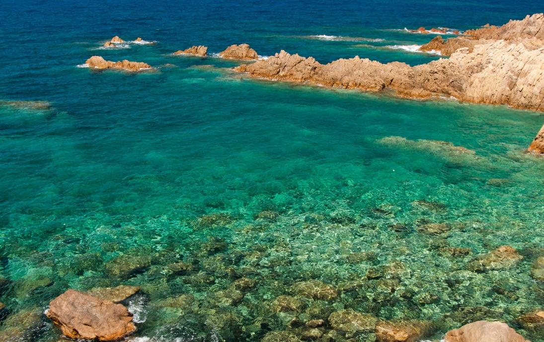 Archipelago of La Maddalena Coast, Sardinia