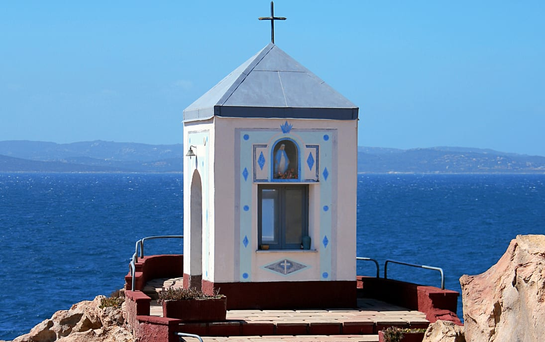 La Madonetta Chapel