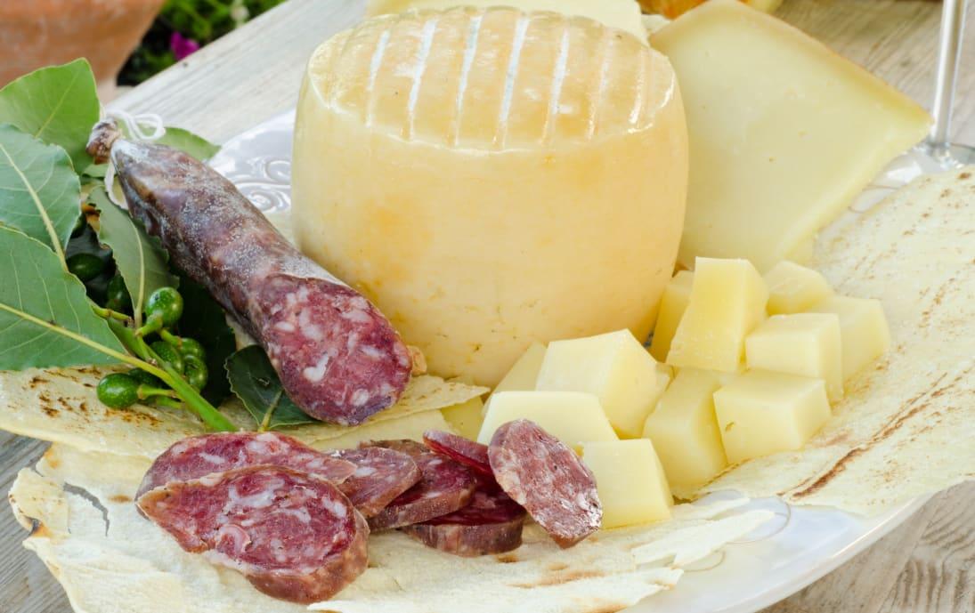 Sardinia Appetizer