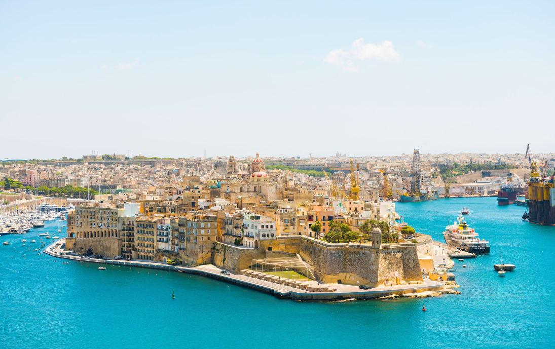 Malta's capital Valletta