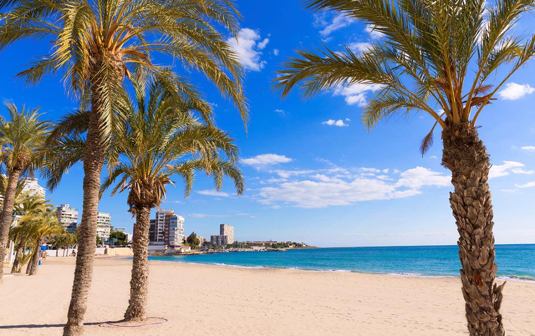 San Juan beach, Alicante