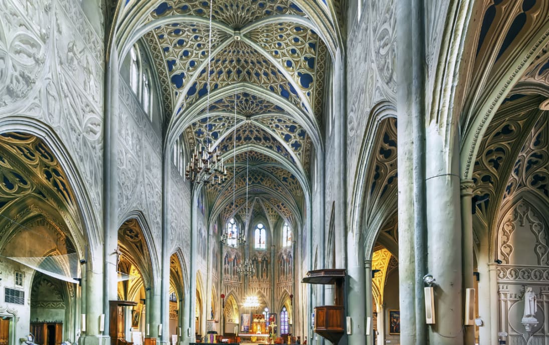 Chambery Cathedral