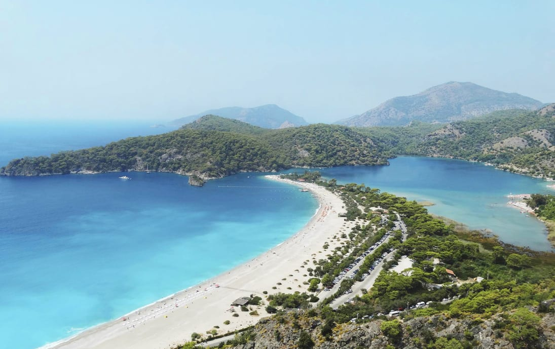 Dalaman Bay, Turkey