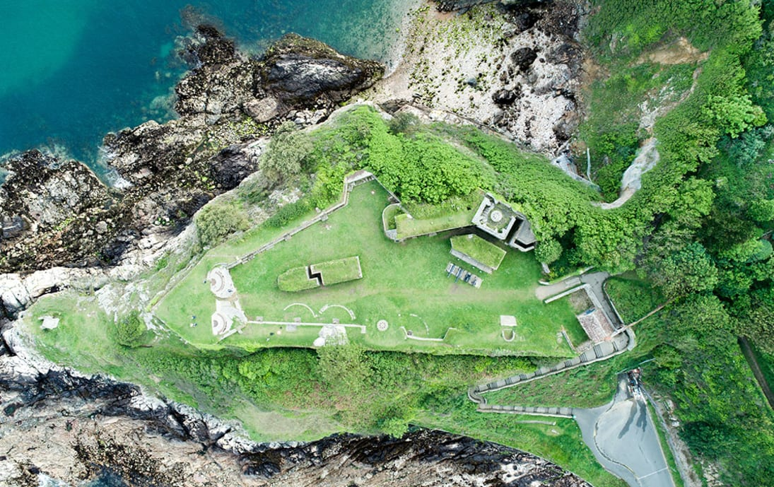 Clarence Battery, St. Peter's Port, Guernsey