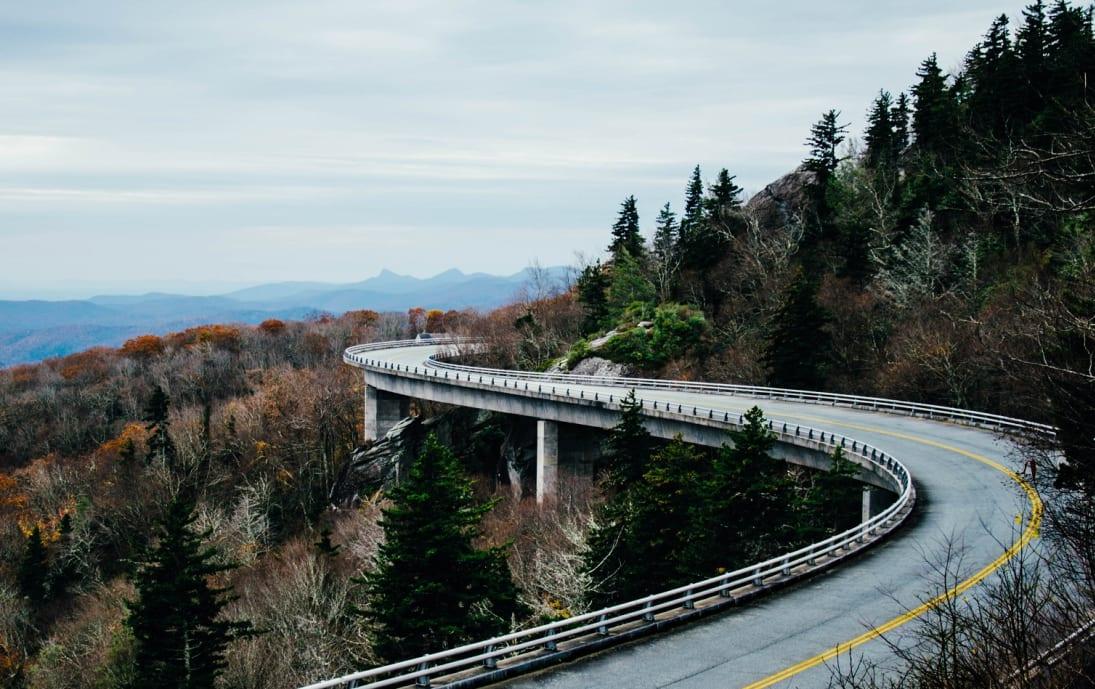 Blue Ridge Parkway, Linville