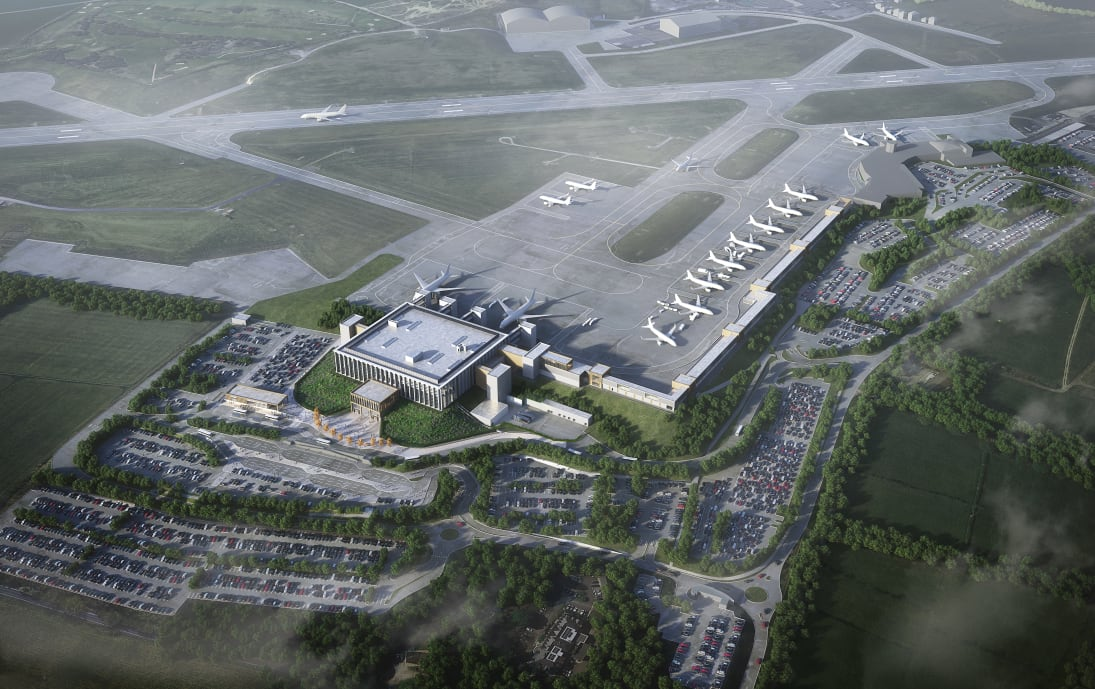 New terminal proposal