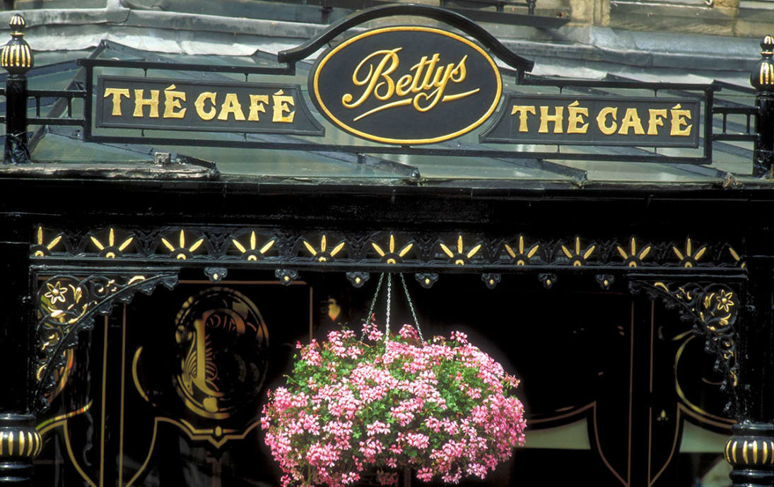 Betty's Tea Room, York