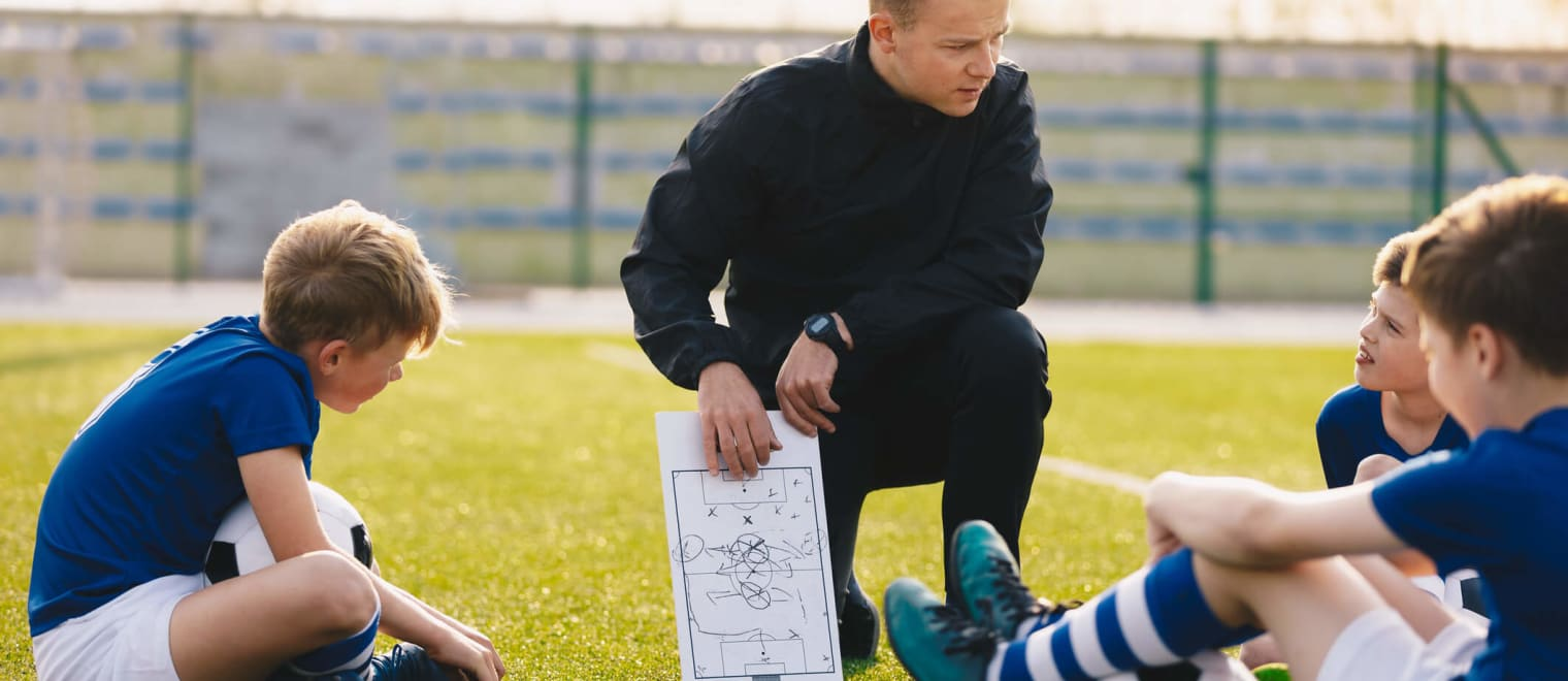 CPD courses for Sports Coaches