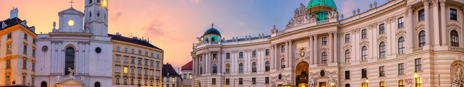 Imperial Hofburg Palace, Vienna
