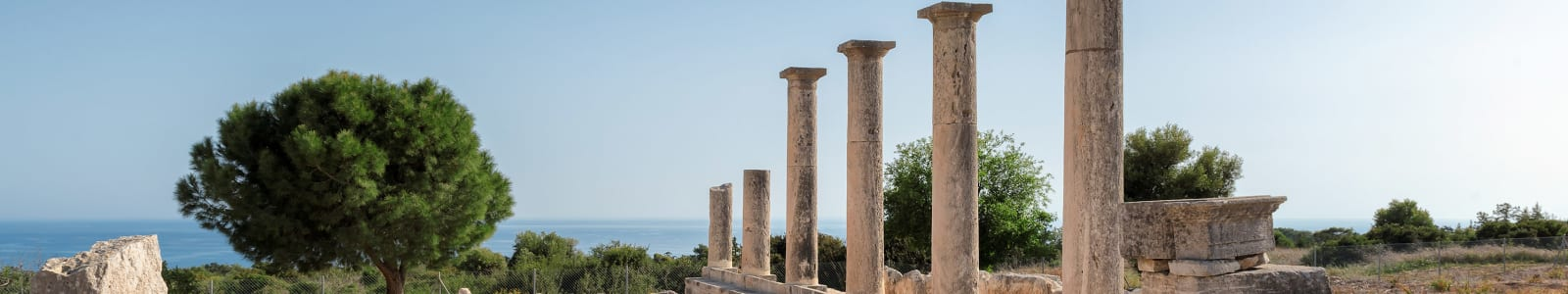 Ancient Kourion in Limassol
