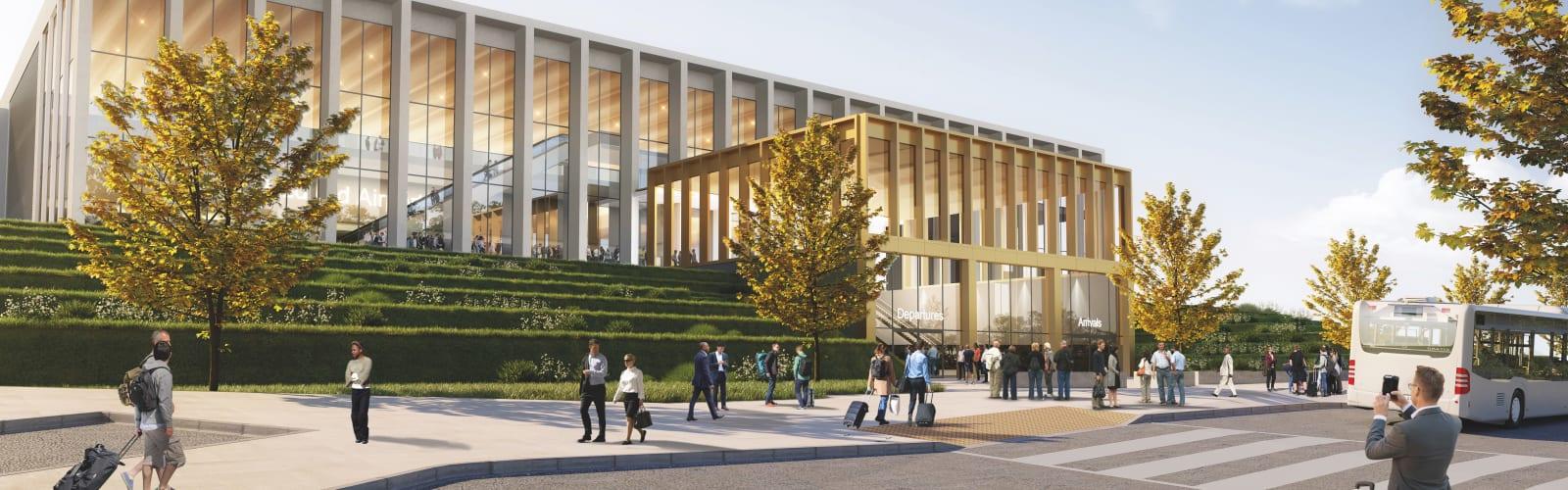 Proposed Terminal, LBA