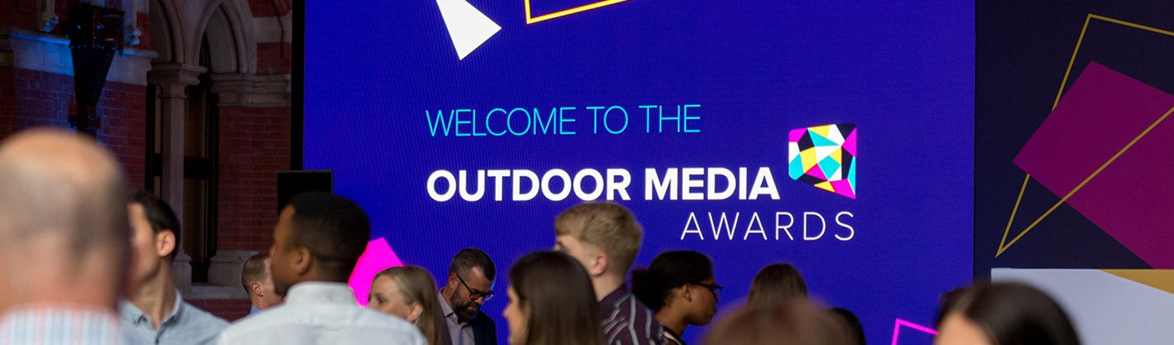 Outdoor Media Awards guests