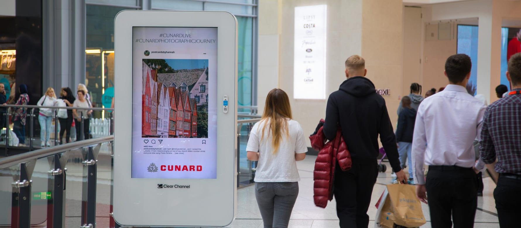 Malls Live Social Influencer Campaign