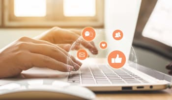 Will increasing my social media activity help my website ranking on Google?