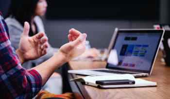 The benefits of webinar-based training