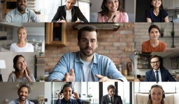 No 'mute' point: Facilitation skills for virtual meetings