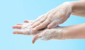 Hand hygiene for critical environments