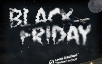 Black Friday (and Cyber Monday) discounts on flights and holidays from Leeds Bradford Airport