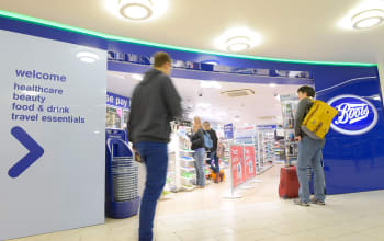 LBA Celebrates New Boots Store