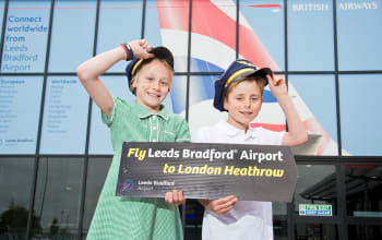 Kids Fly Free to Heathrow with British Airways