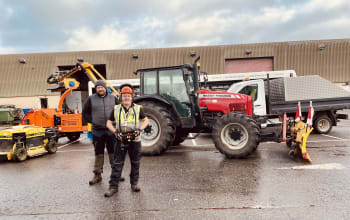 A day in the life of: grounds operations